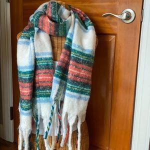 Aerie blanket scarf